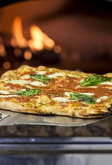 The Pie Orlando's square pizzas offer a slice of pizza pulchritude