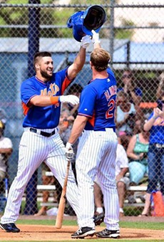 Tim Tebow will be in Kissimmee this weekend to sock a few dingers
