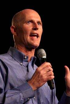 Rick Scott pitches pay raises for Florida law enforcement