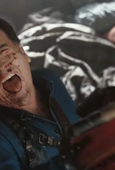 'Ash vs. Evil Dead' coming to Universal's Halloween Horror Nights this fall