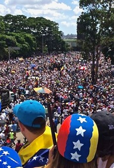 Scott proposes ban on Florida investments in Venezuela