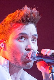 Bachata star Prince Royce seduces the Amway Center