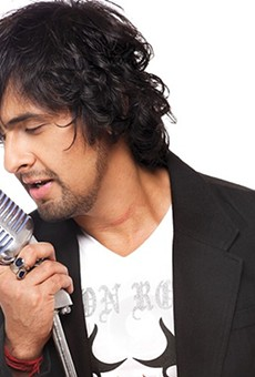 Sonu Nigam brings Bollywood to the CFE Arena