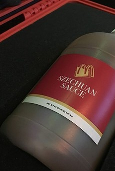 Last chance to try Orlando man's Chicken McNugget Szechuan sauce