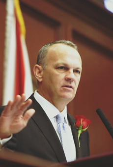 Richard Corcoran really wants to know how Florida tourism agencies are spending tax dollars