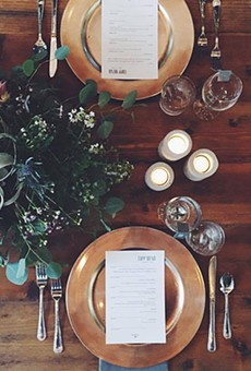 UPDATED: Dinner Party Project celebrates anniversary at newly renovated Sanford event space Venue 1902