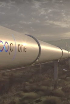 Orlando is now a finalist for Elon Musk's Hyperloop One project
