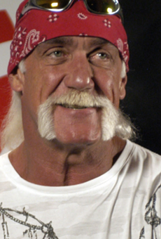 Hulk Hogan says people complaining about not having power or water are 'crybabies'