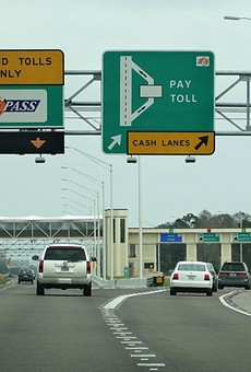 Florida lost more than $45 million after tolls suspended during Hurricane Irma