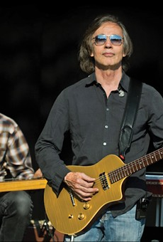 Jackson Browne is coming to Orlando in January
