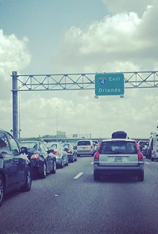 Orlando area gets $12 million grant to improve traffic congestion
