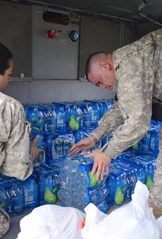 Osceola County opens reception center for Hurricane Maria victims