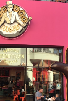 Voodoo Doughnut at Citywalk Hollywood