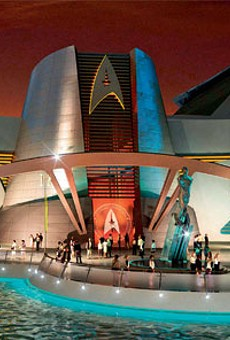 Red Sea Astrarium Star Trek attraction proposed for Jordan