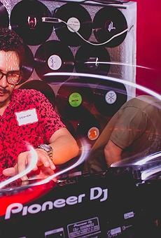 Body//Talk delves into musical history at the annual Decades Party at Vinyl Arts Bar