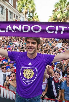 So long, Kaká