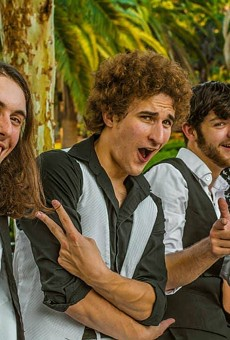 Band of the Week: Raspberry Pie