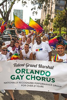 Orlando Gay Chorus cuts loose for a bawdy cabaret at Parliament House this weekend