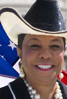 Florida's black caucus wants John Kelly to apologize to Frederica Wilson