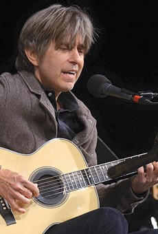 Guitar wizard Eric Johnson to play Orlando in February
