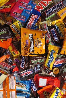 Just a reminder that literally no one will hand out weed candy in Orlando this Halloween