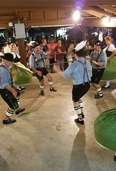 Oktoberfest comes to an end this weekend at the German American Society in Casselberry