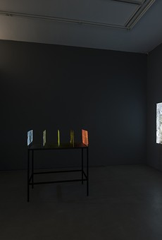 'Time as Landscape' considers the meshes of cosmological, geological and human scales of time
