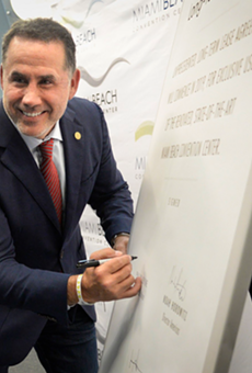 Miami Beach Mayor Philip Levine launches bid for Florida governor