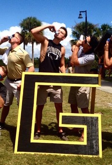 A BBC documentary of a UCF fraternity is now on Netflix