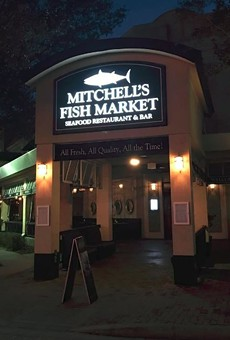 Mitchell's Fish Market in Winter Park has officially closed