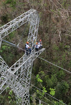 Florida linemen earned $63 an hour while Whitefish charged Puerto Rico $319 an hour