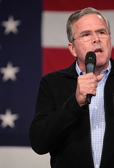 Jeb Bush says Roy Moore should step down from Senate race