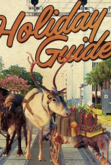 A few of the best events coming to Orlando this balmy holiday season