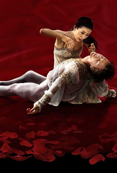 Get 15 percent off tickets to Orlando Ballet's Romeo & Juliet at the Dr. Phillips Center