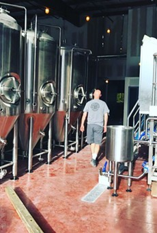 New Orlando craft beer upstart Ellipsis Brewing is now open