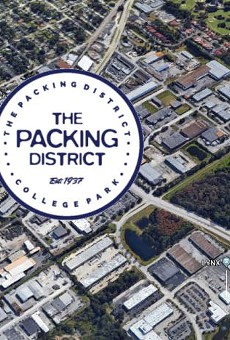 A massive development called the 'Packing District' is coming to College Park