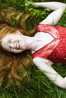 Pianist Sarah Cahill plays Lou Harrison Thursday as part of Accidental Music Festival