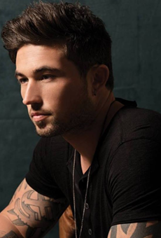 'Think a Little Less' singer Michael Ray arrested for DUI and possession at a Eustis McDonald's