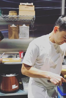 Filipino BBQ pop-up at Kadence this month