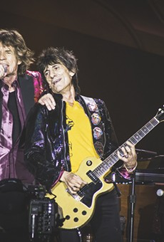Let's spend the night together at the Music of the Rolling Stones tribute show