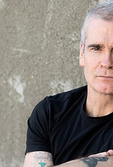 Henry Rollins shares his travel photos and stories at the Plaza Live