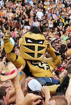 College Football Playoff executive director stands by UCF's No. 12 ranking