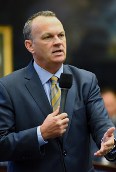 Speaker Richard Corcoran wants to ban Florida's nonexistent 'sanctuary cities'