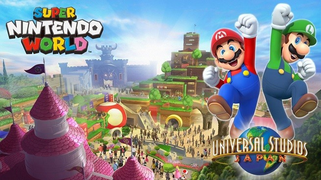 Super Nintendo World in Orlando might not be going where