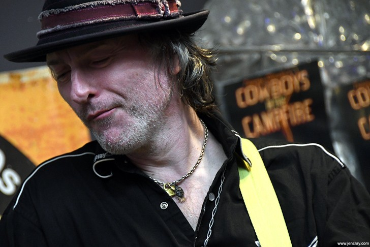 Tommy Stinson's Cowboys in the Campfire at Park Ave CDs - JEN CRAY