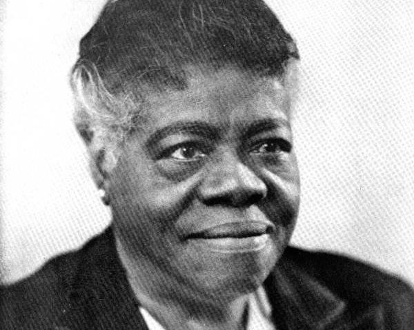 Mary McLeod Bethune - PHOTO VIA FLORIDA MEMORY