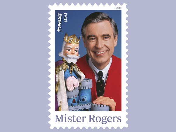 The Mr Rogers Stamp Is Finally Here Blogs