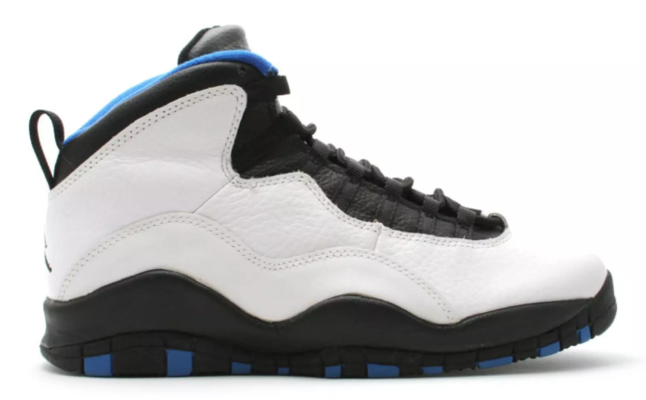 factory price 47033 d9074 Two decades later, the Orlando Magic-inspired Jordan 10s ...