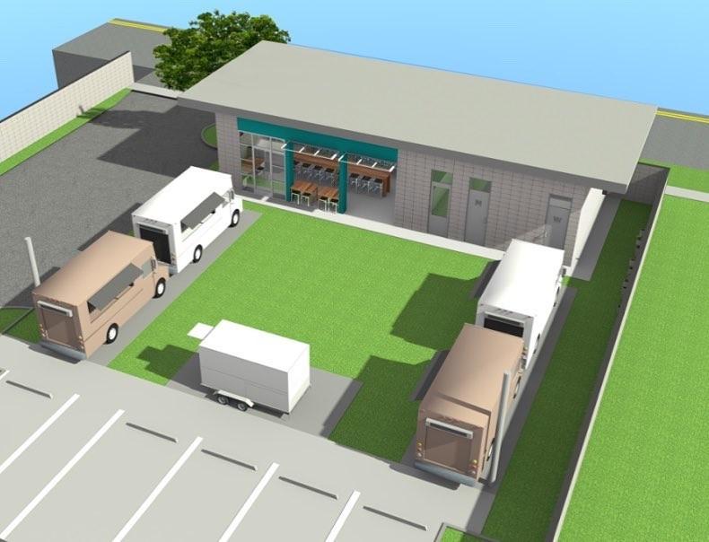 Milk District Food Trucks