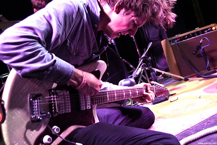 Spoon Dogs at Will's Pub - JEN CRAY
